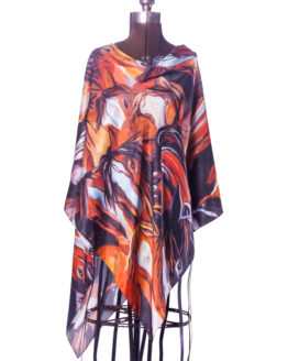 just-horses-silk-poncho
